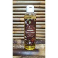 Kókusz-Csokoláde masszázsolaj argán olajjal és E-vitaminnal