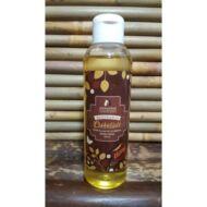 Csokoláde masszázsolaj argán olajjal és E-vitaminnal