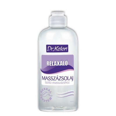 Relaxáló masszázsolaj