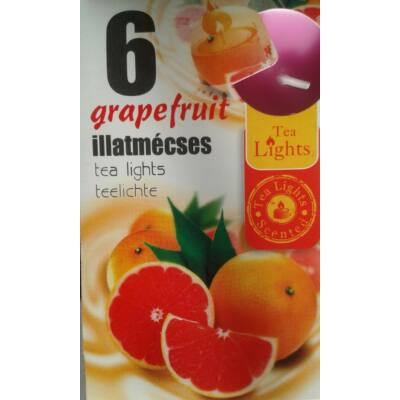 Grapefruit teamécses 6db-os