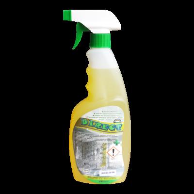 Direct 1301 szórófejes folyékony szaniterfertőtlenítő tisztítószer - 750 ml