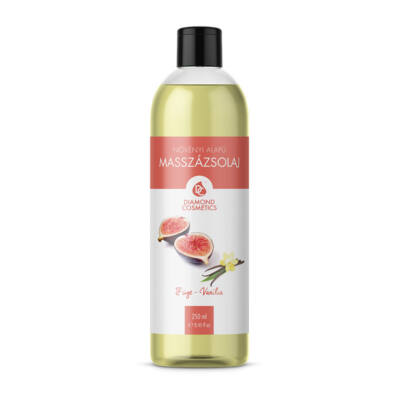 Füge-Vanilia masszázsolaj