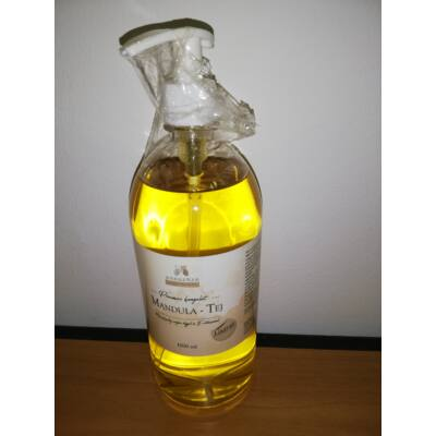 Mandula-Tej masszázsolaj