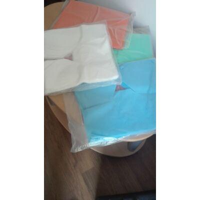 Higéniai fejpárna takaró Y kivágással 100 db/ csomag (több szín)