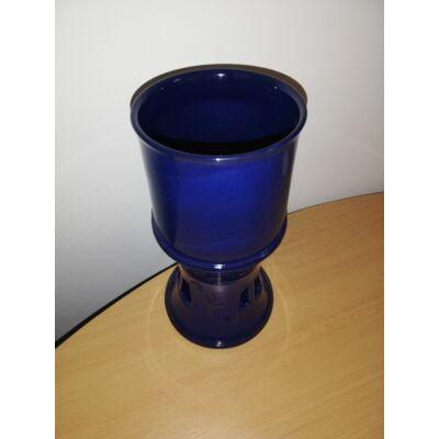 Masszázsolaj melegítő_kék színű