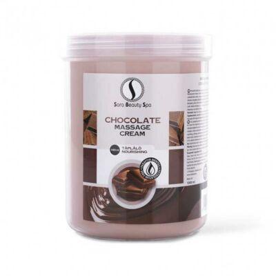 Csokoládés Masszázskrém