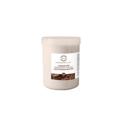 Csokoládé illatú masszázskrém