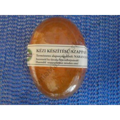 Narancs-fahéj kézi készítésű szappan
