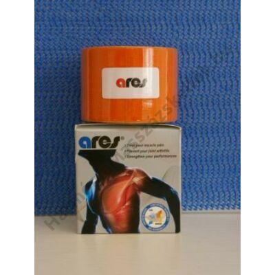 Ares kineziológiai szalag narancssárga színű